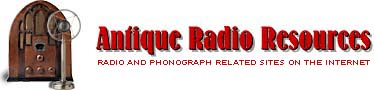 Antique Radio Resources
